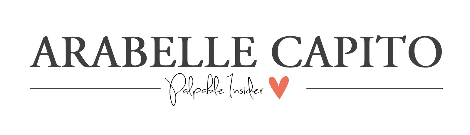 Arabelle Capito as Palpable Insider