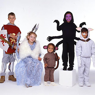 Children Hallooween Costume Gallery