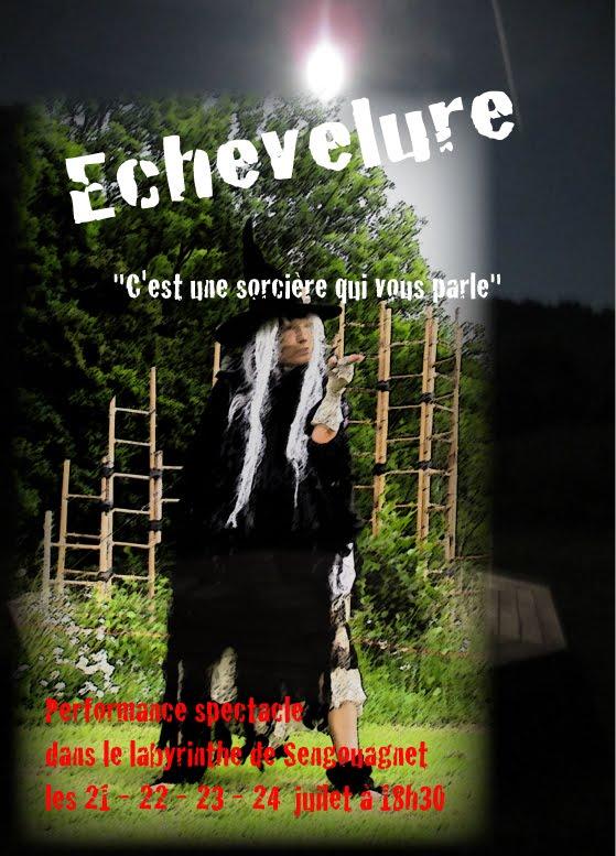 """Échevelure"""