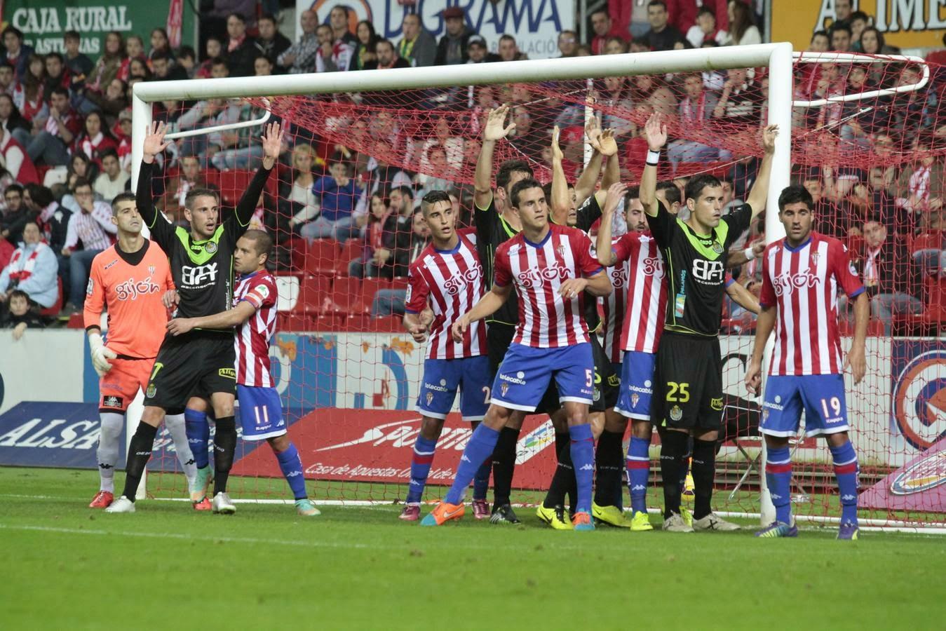 El Sporting iguala su mejor racha sin perder al inicio de liga