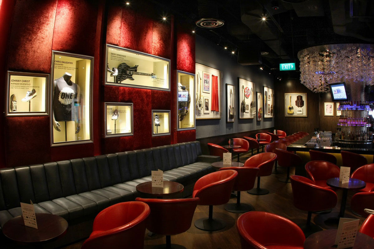 Hard Rock Cafe In Chinese