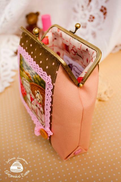 Как сшить маленькую сумочку-кошелек