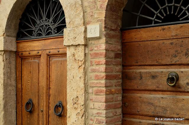 Toscane - Asciano