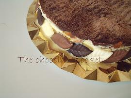 Tiramisú sombrero chocolate