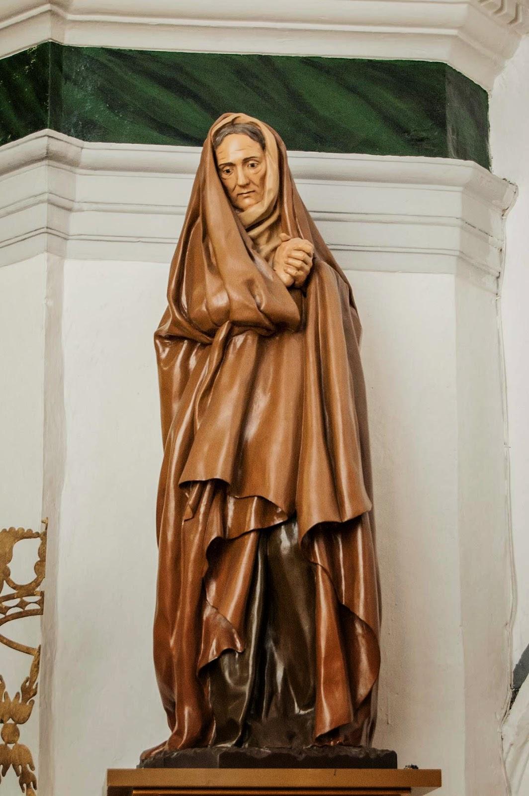 Santa Ana Penáguila Alicante Arturo Serra escultura 2