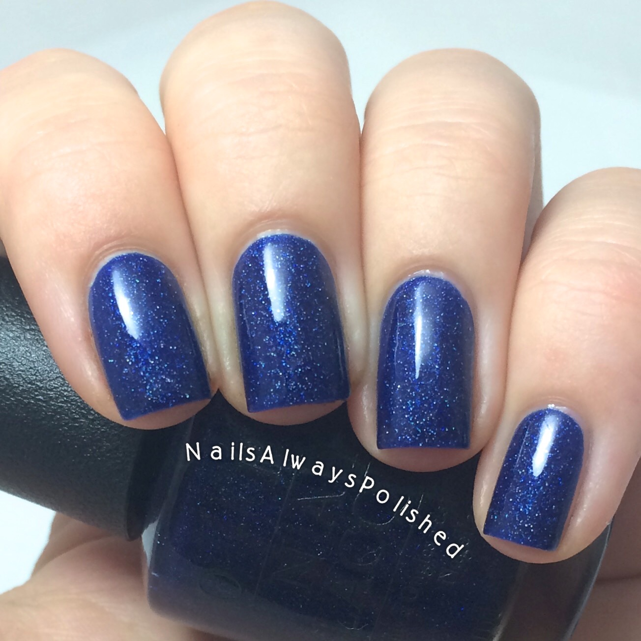 Nails Always Polished: OPI Give Me Space