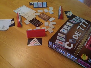 seventh game you might have missed - code 777