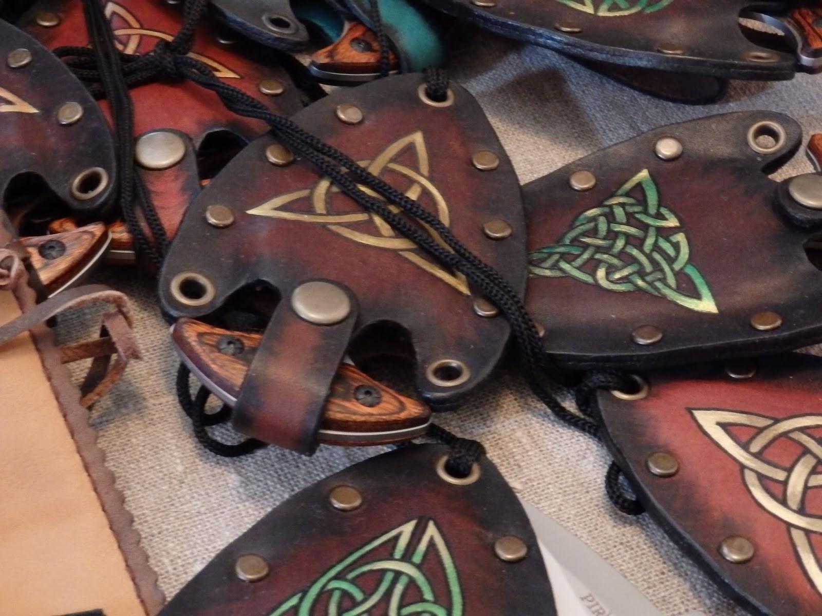 ножи, кельты