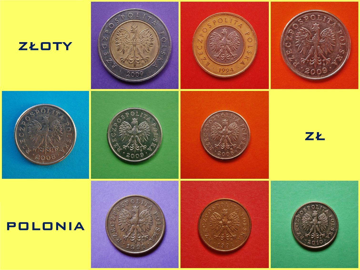 Zloty Polonia