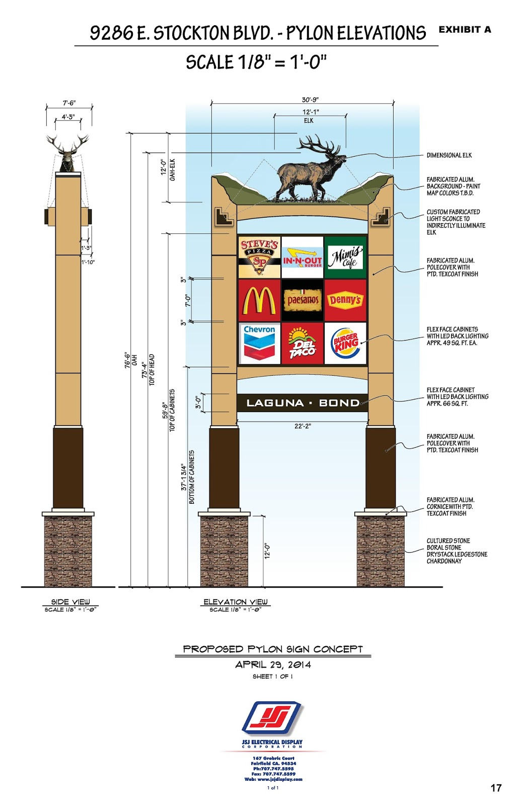 Elk Grove Vw >> Elk Grove Planning Commission to Consider 75' High Billboard | Elk Grove News.net