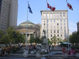Plaza de Armas de ontreal