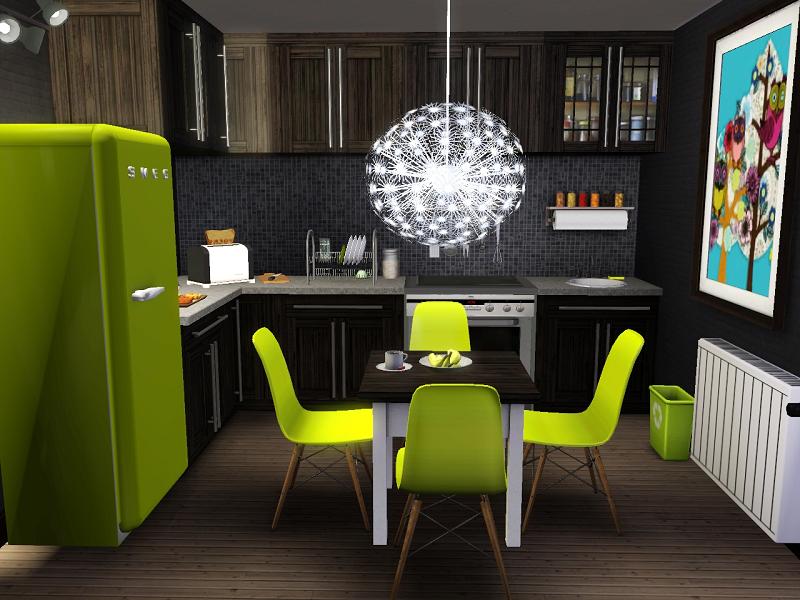 Maisons de Ziva Cuisine01