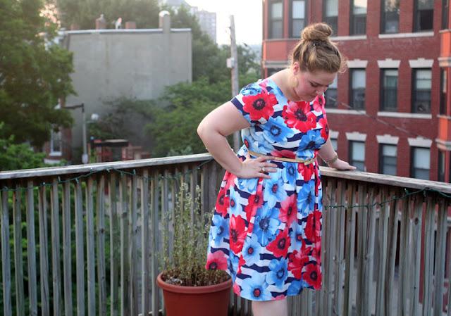 Anniversary Dress from ModCloth | hardparade.blogspot.com