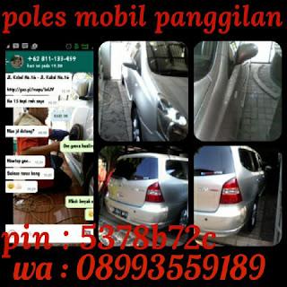 POLES MOBIL PANGGILAN JAKARTA