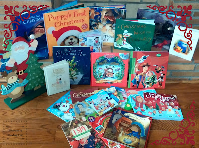 24 days of Books for Christmas  A Holiday feature on Children's Corner on Reading List
