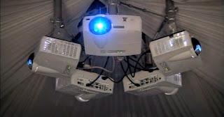 Simulador FPS - proyectores HD