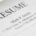 How to make paper resume interesting?