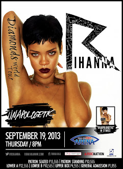 Rihanna Live in Manila