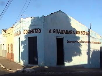 O IMPERIO DE JOAO CLAUDINO DO ARMAZEM PARAIBA COMEÇOU DAQUI DESTE LOCAL EM CAJAZEIRAS  PB