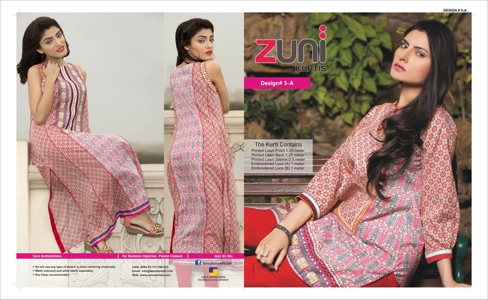 Latest collection of kurtis