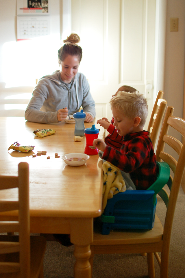 Establishing a Morning Routine With Kids