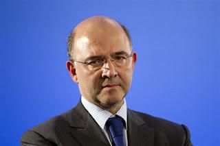 Ο Γάλλος υπ. Οικονομικών Πιέρ Μοσκοβισί