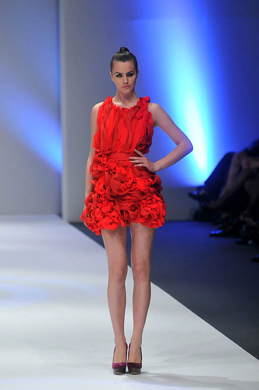 Beogradska nedelja mode – Dan 4 – Crvena Ana!