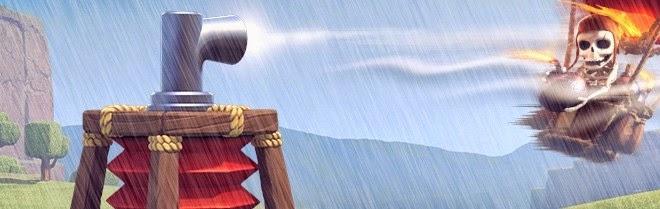 Cara Menggunakan Air Sweeper Di Dalam Base Clash Of Clans