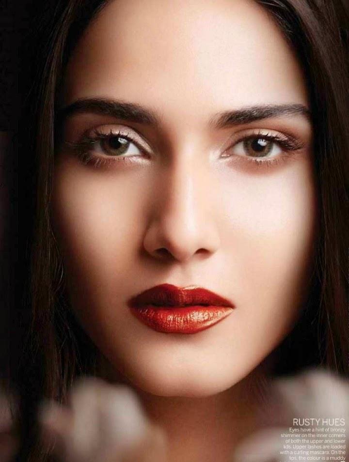 Vaani Kapoor in Femina Magazine October 2014