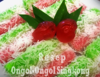 Resep kue basah tradisional | Resep kue basah praktis terbaru