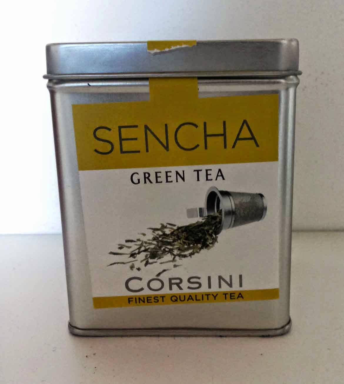 caffè corsini tè verde