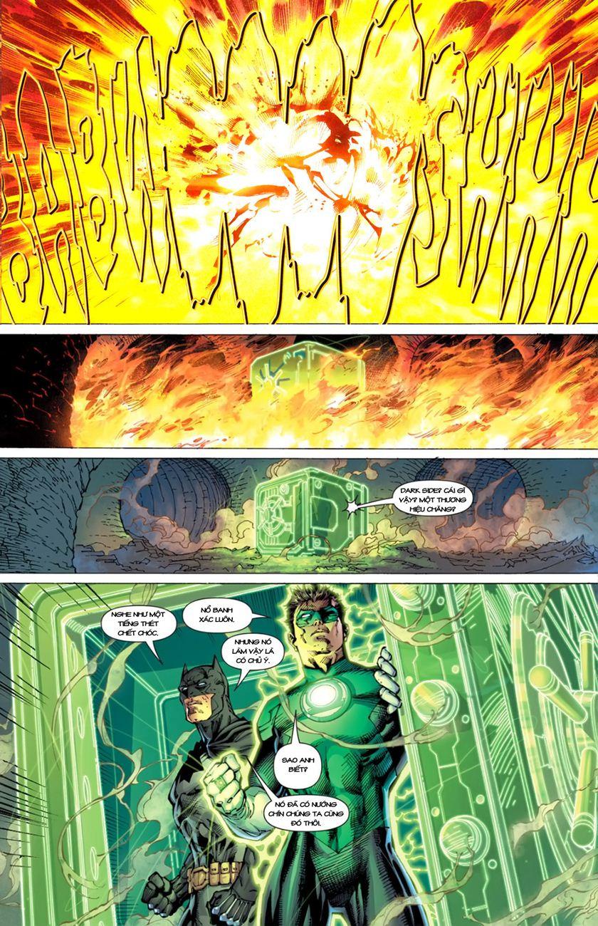 Justice League Chap 1 - Next Chap 2
