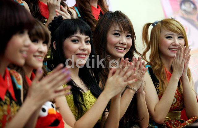 Cherry Belle with personel baru4