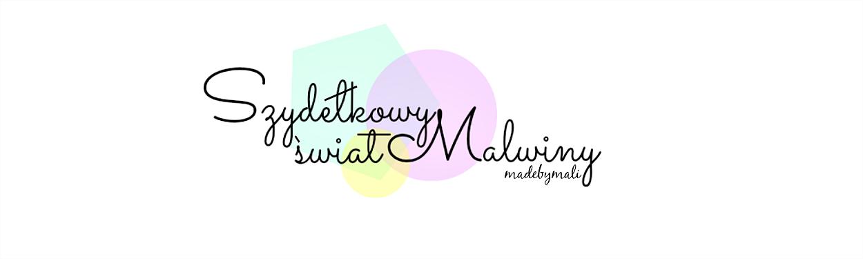 MadeByMali...szydełkowy świat Malwiny