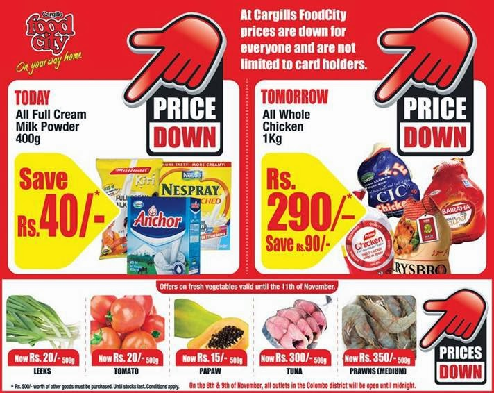 Cargills Food City Online Shopping