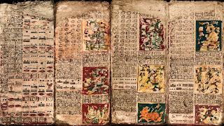 Códice maya de Dresde