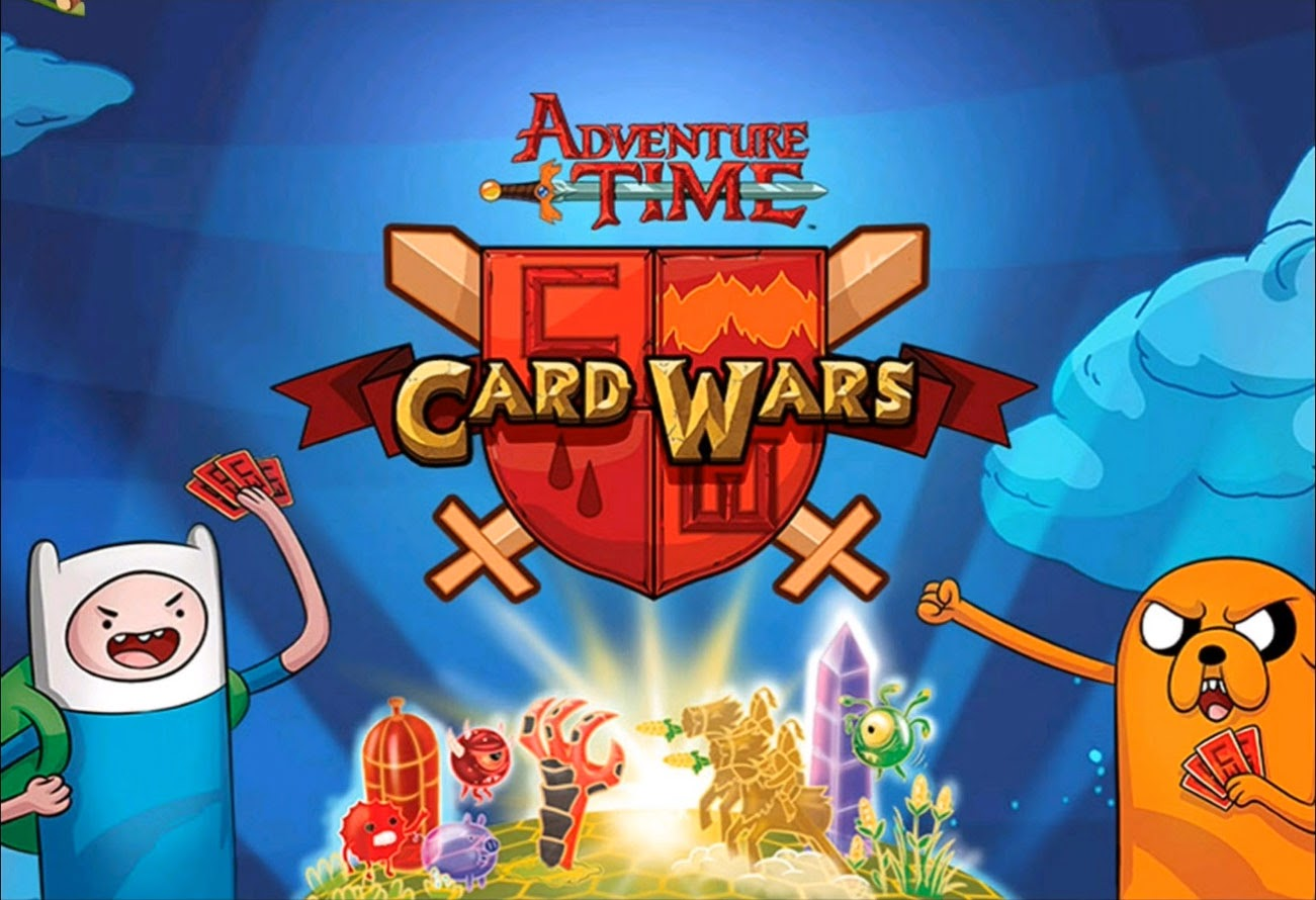Android Hack-Card Wars Adventure Time UNLIMITED MONEY and ...