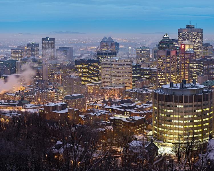 Montréal  - Canada