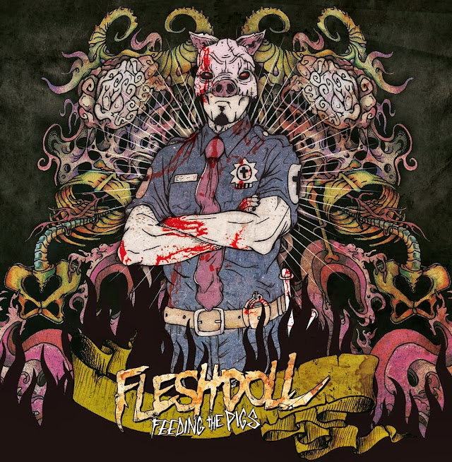 Fleshdoll - Feeding The Pigs 2013