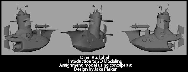 合肥影视制作培训3D建模简介插图5