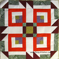 Quilt Pattern Block of the Month March