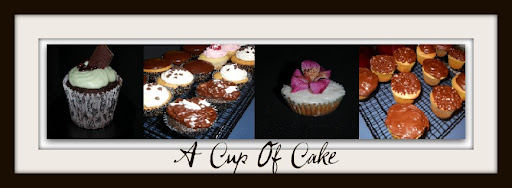 A Cup Of Cake