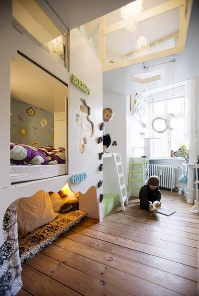 Hobbyvimsa: Smarte barnerom l?sninger.
