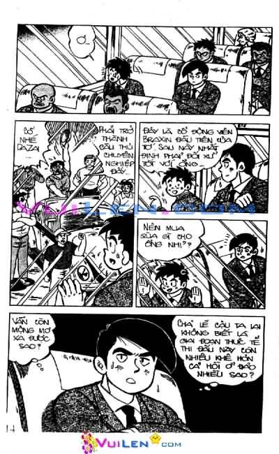 Jindodinho - Đường Dẫn Đến Khung Thành III  Tập 22 page 14 Congtruyen24h