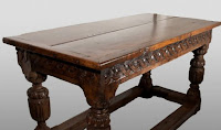 Image: wooden table
