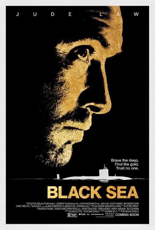 Informasi Dan Sinopsis Film Black Sea Terlengkap