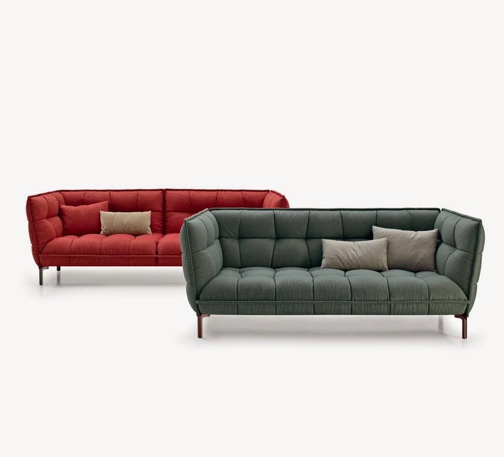 Divano husk sofa idea arredo for Arredo e sofa