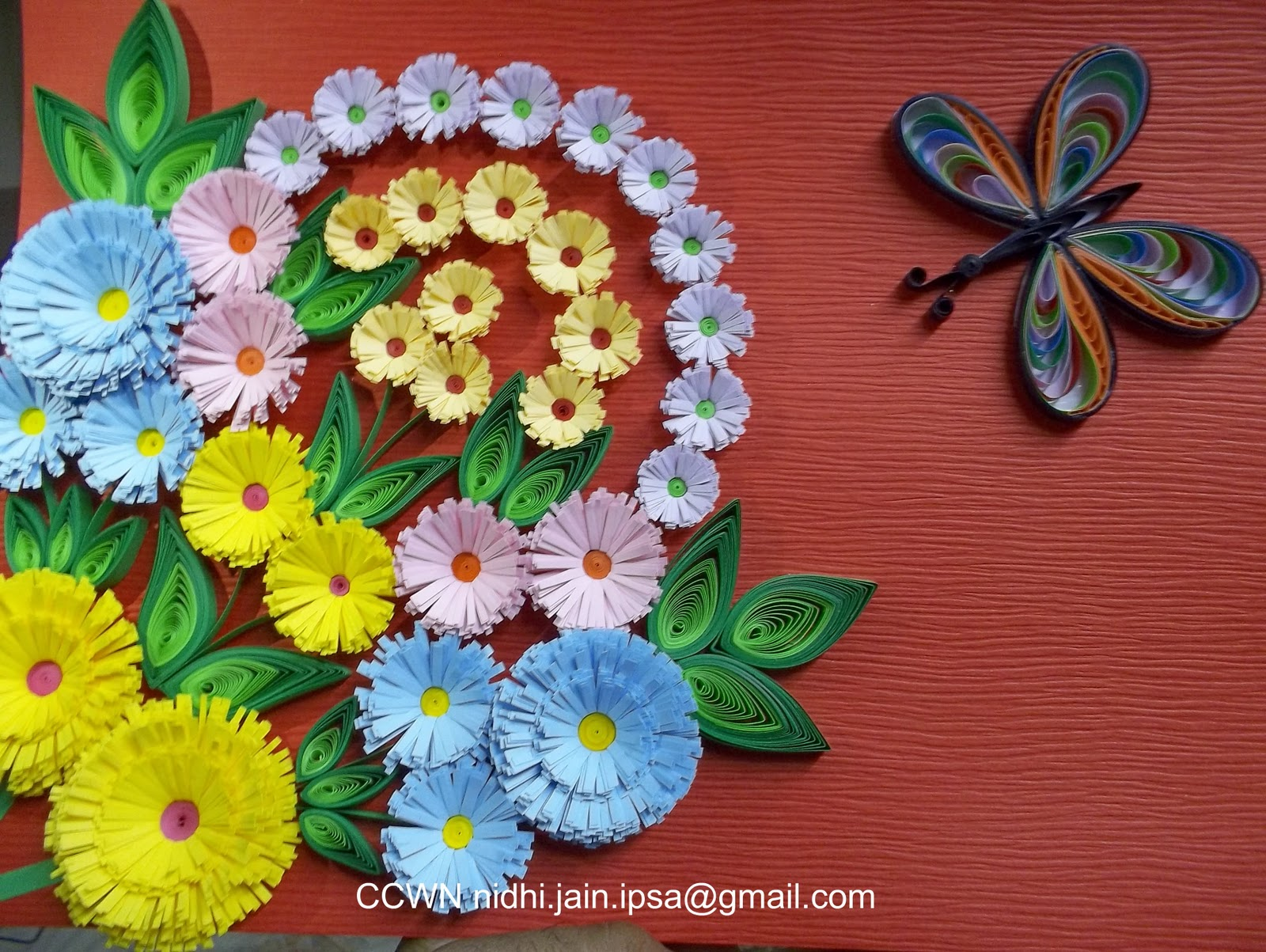 Being Creative In The World Of Paper Crafting Fringe Flowers And