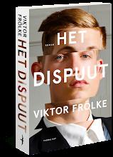 Net uit: Frölke's derde roman