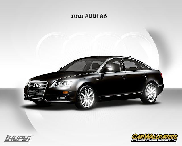 Elegant Audi A6 picture